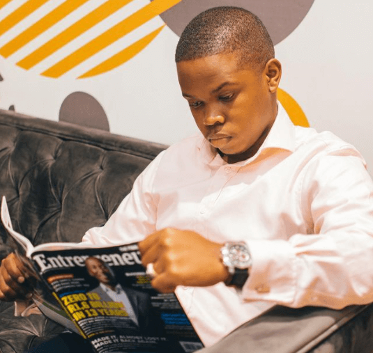 Sandile Shezi successful forex traders in South Africa